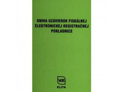 Kniha uzávierok fiskálnej elektronickej registračnej pokladnice