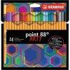 Sada linerov STABILO point 88/24S `ARTY`