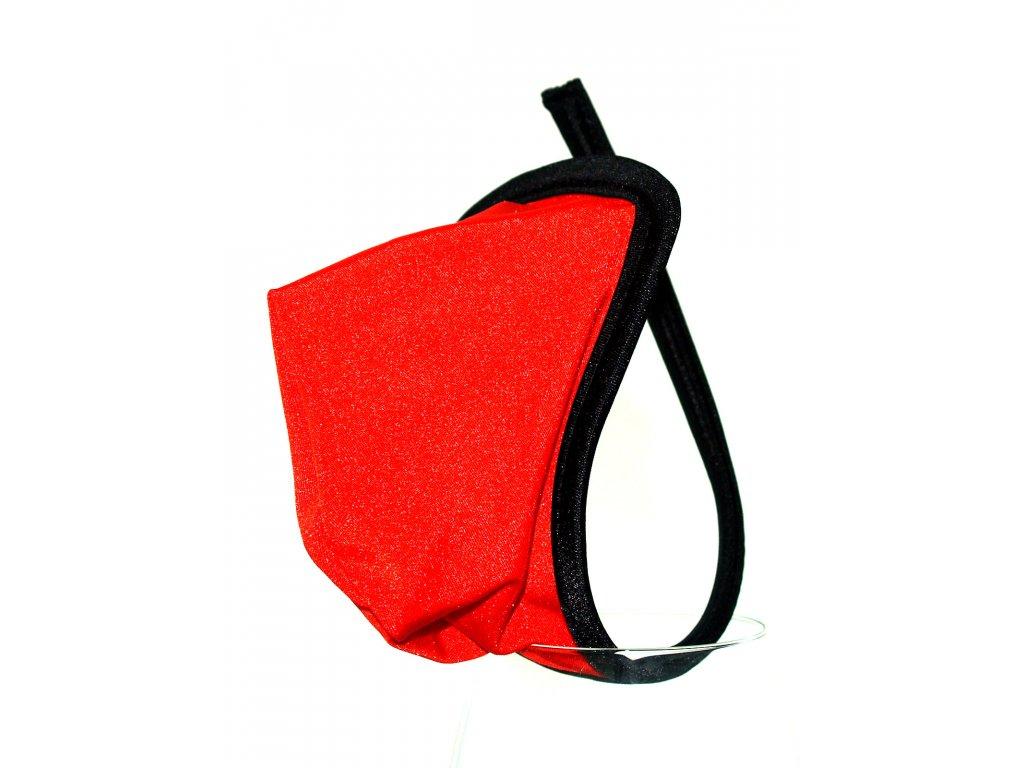 Červené pánské Cstring tanga PM3