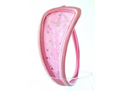 Růžové Cstring tanga SH26
