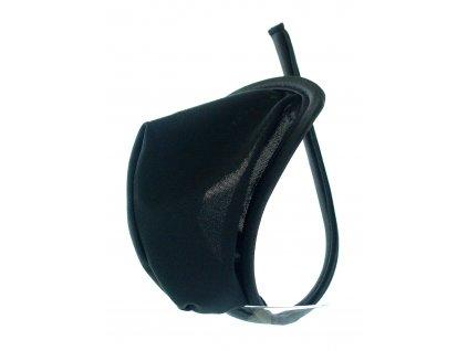 Pánské černé Cstring tanga PM6