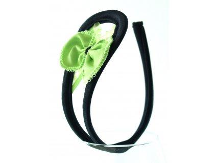 Zelené dámské Cstring tanga Q19