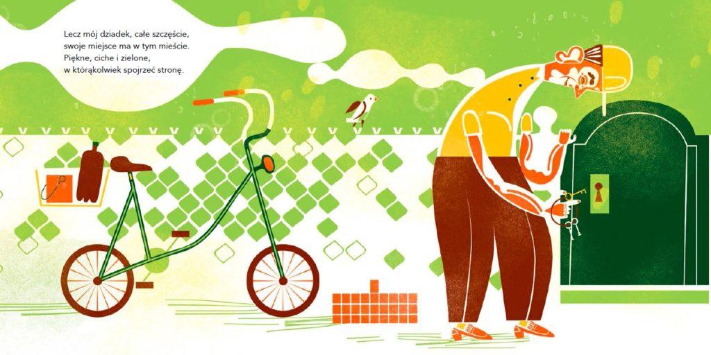 Objevte ilustrátorku Katarzynu Boguckou