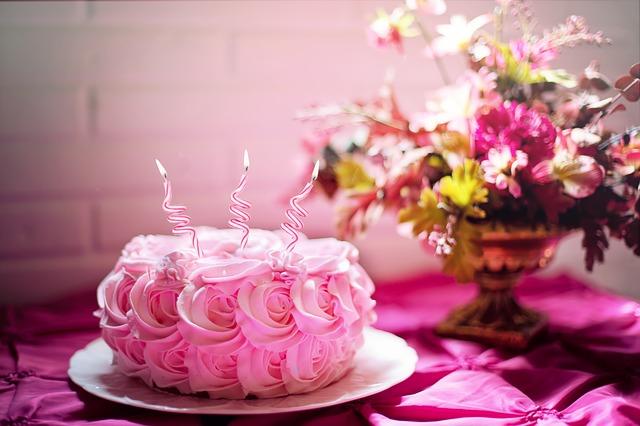 Slavíme třetí narozeniny!