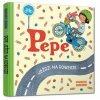 Pepe jeździ na rowerze