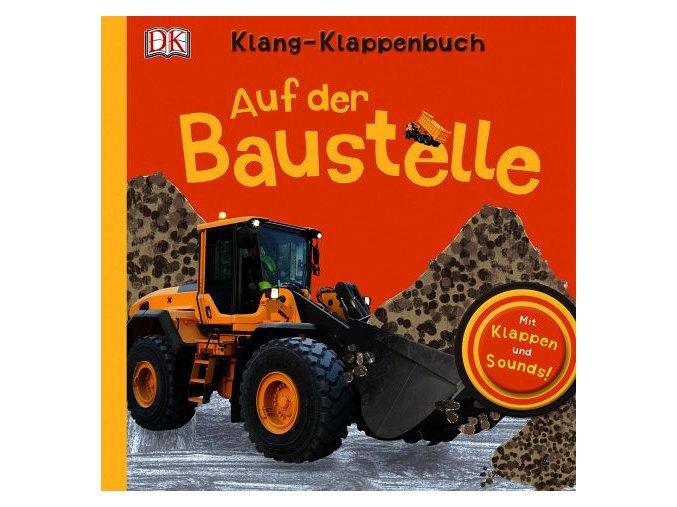Klang-Klappenbuch Auf der Baustelle