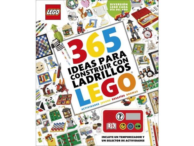365 IDEAS PARA CONSTRUIR CON LADRILLOS LEGO