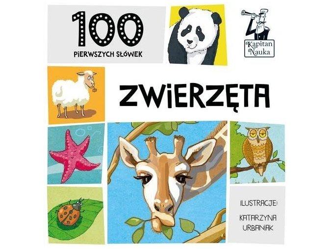 100 pierwszych słówek Zwierzęta