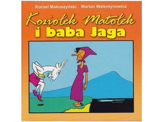 Koziołek Matołek i baba Jaga
