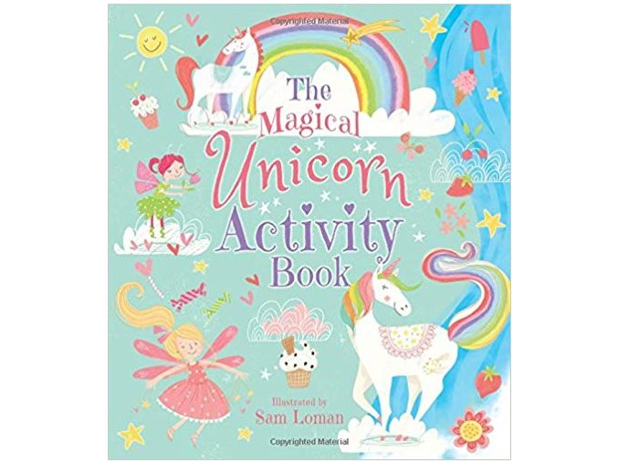 The Magical Unicorn Activity Book