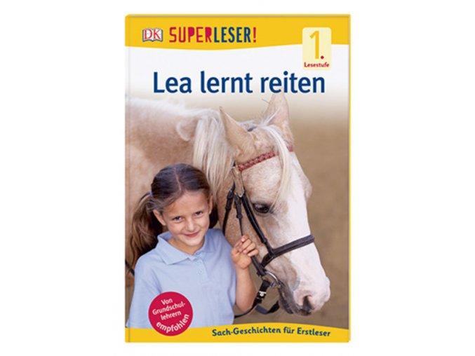 SUPERLESER! Lea lernt reiten