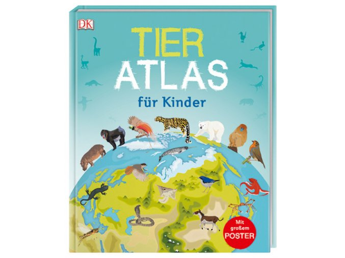 Tier-Atlas für Kinder