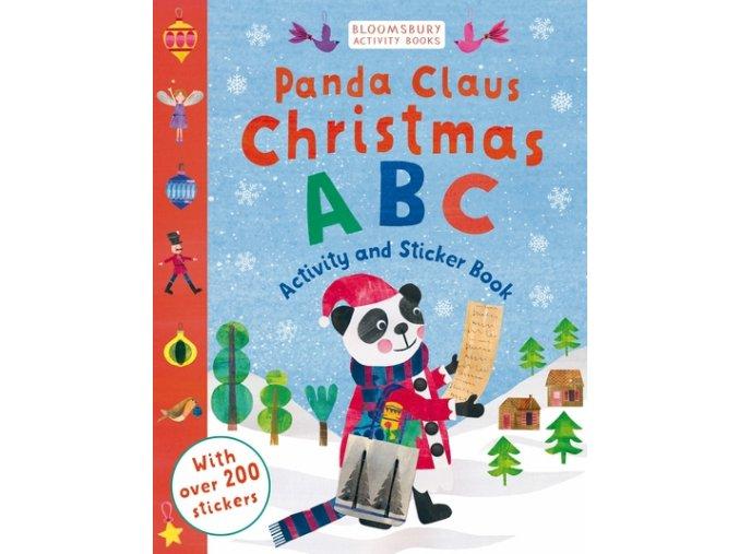 Panda Claus Christmas ABC