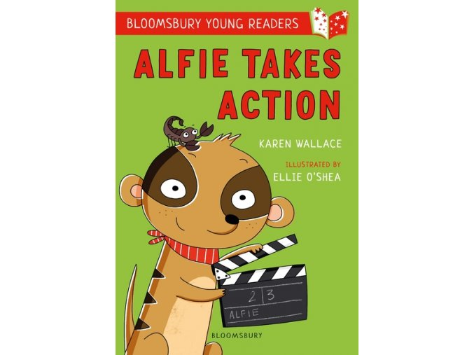 Alfie Takes Action