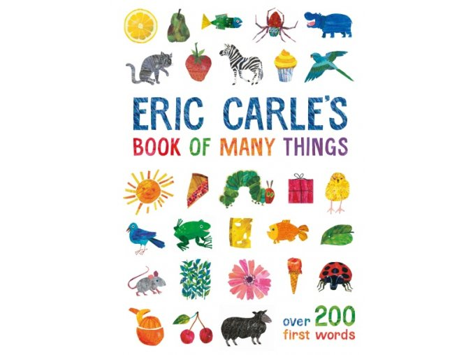 Eric Carle's Book of Many Things