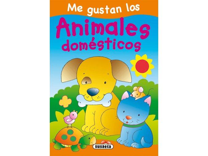 ME GUSTAN LOS ANIMALES DOMESTICOS