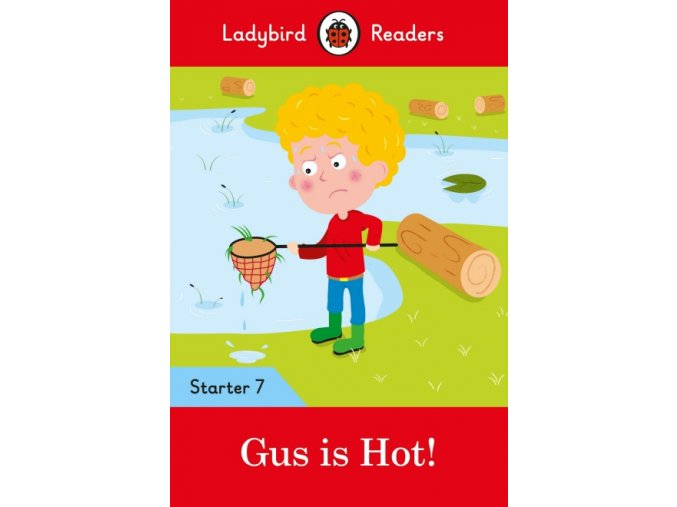 Gus is Hot!