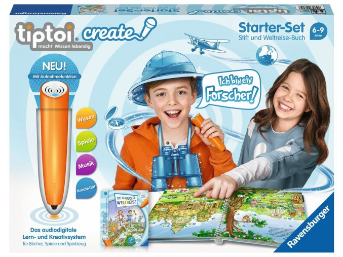 tiptoi® CREATE Starter-Set