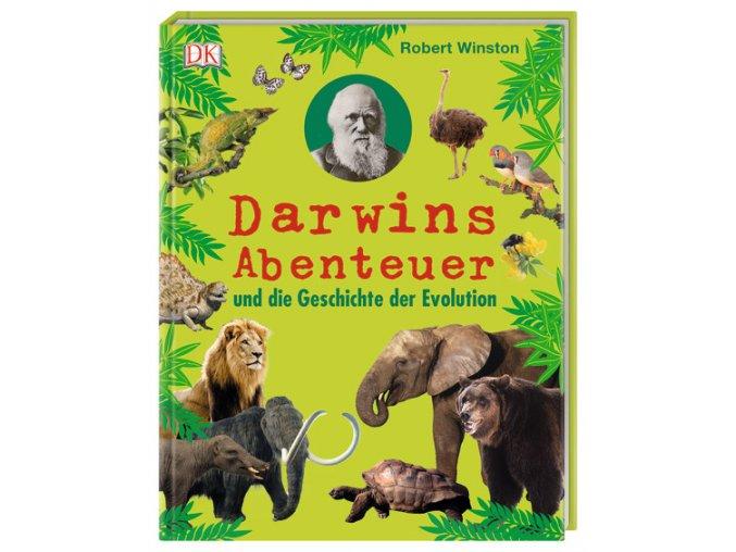 Darwins Abenteuer und die Geschichte der Evolution