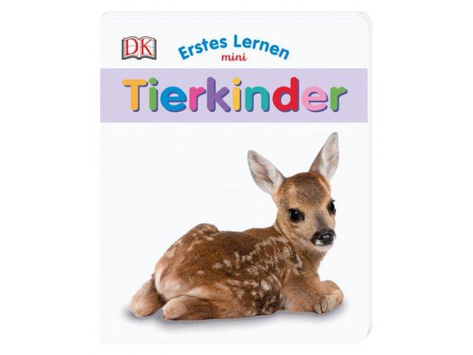 Erstes Lernen mini. Tierkinder
