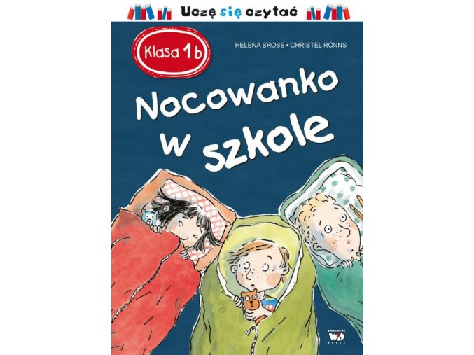 Klasa 1 b. Nocowanko w szkole