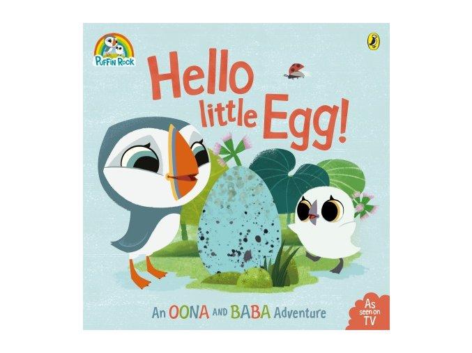 Hello Little Egg
