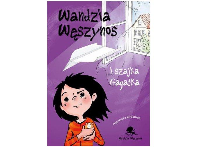 Wandzia Węszynos i szajka Gagatka