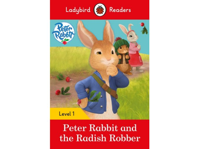 Peter Rabbit and the Radish Robber