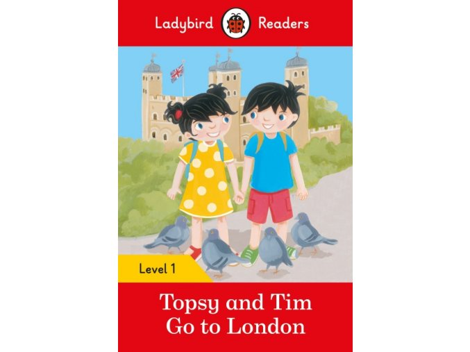 Topsy and Tim: Go to London