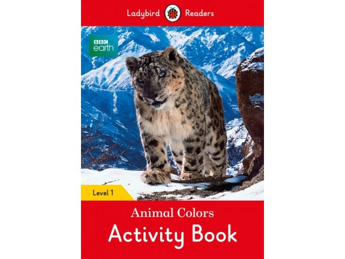 BBC Earth: Animal Colors Activity book