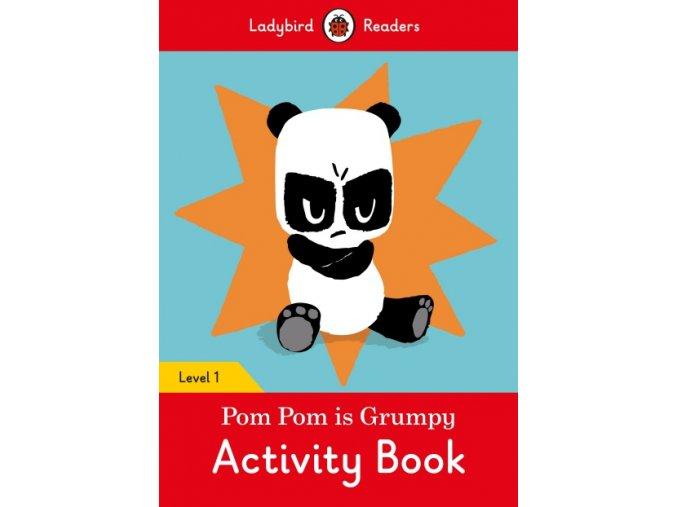 Pom Pom is Grumpy Activity Book
