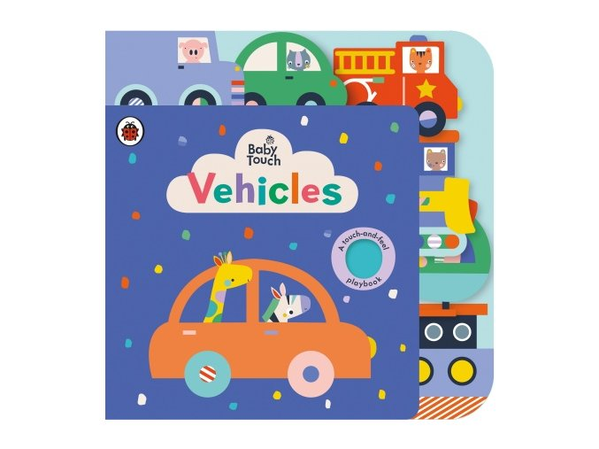Baby Touch: Vehicles