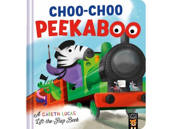 Choo Choo Peekaboo