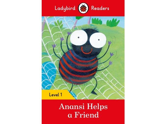 Anansi Helps a Friend