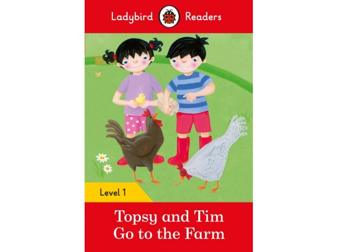 Topsy and Tim: Go to the Farm