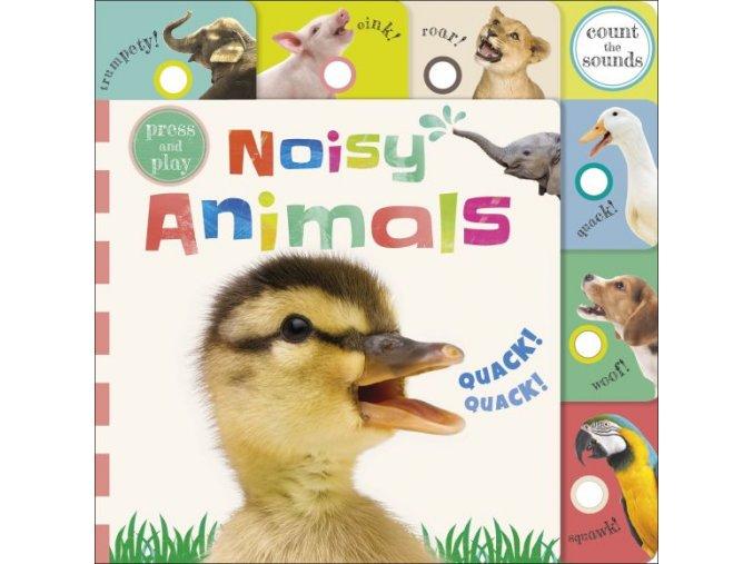 Press and Play Noisy Animals