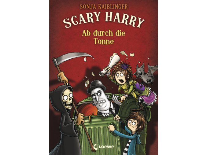 Scary Harry – Ab durch die Tonne