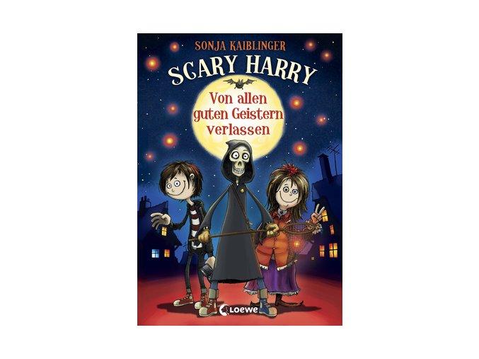 Scary Harry – Von allen guten Geistern verlassen