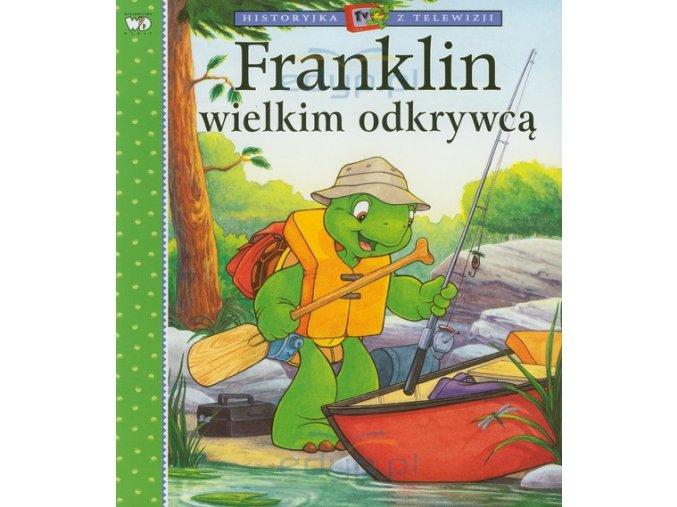 Franklin wielkim odkrywcą