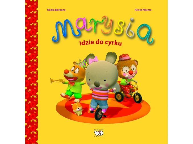 marysia idzie do cyrku
