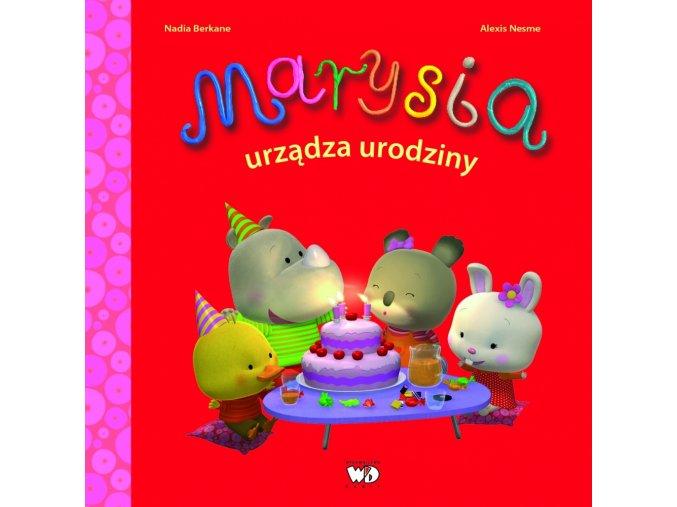 marysia urzadza urodziny
