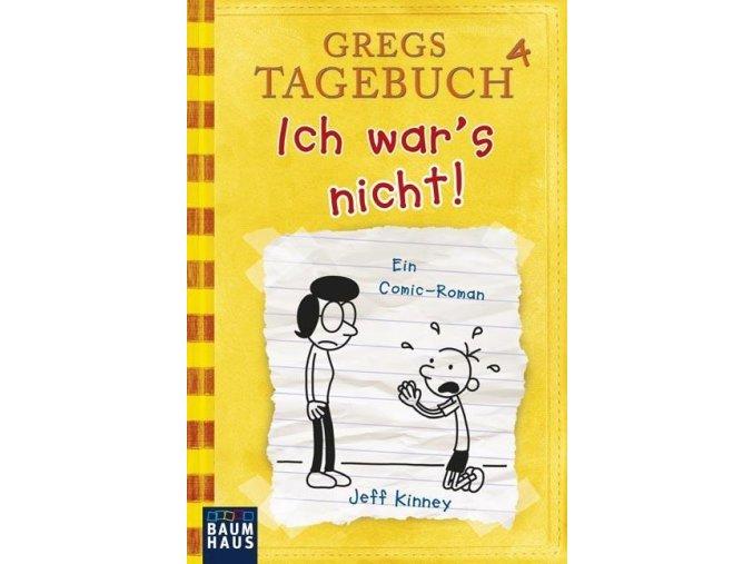 Gregs Tagebuch 04. Ich war's nicht!