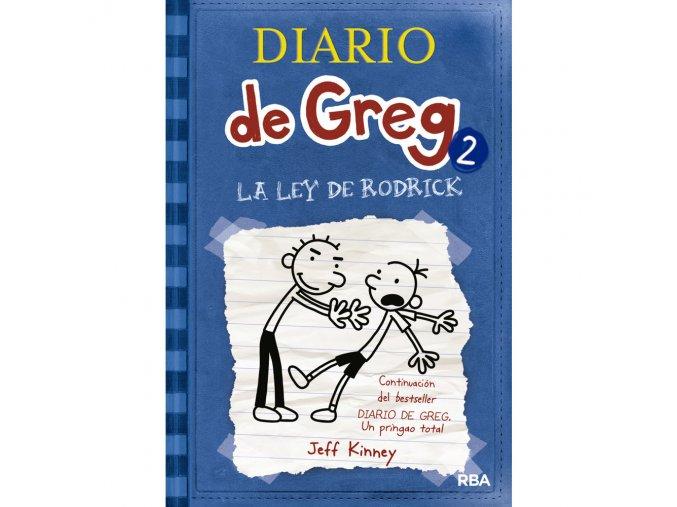 Diario de Greg 2: La ley de Rodrick