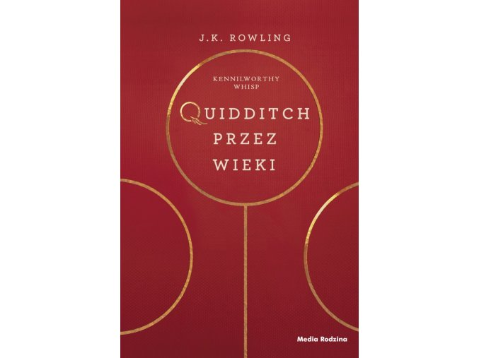 Quidditch przez wieki okładka RGB01