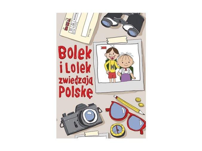 Bolek i Lolek zwiedzają Polskę