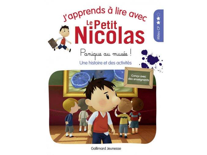 Le Petit Nicolas - Panique au musée