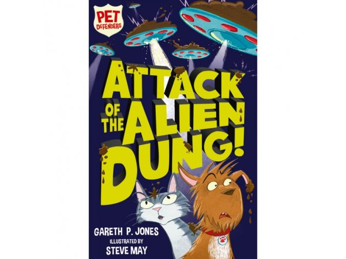 Attack of the Alien Dung!