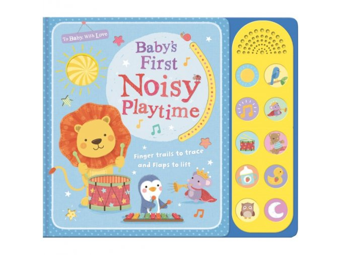 Baby's First Noisy Playtime