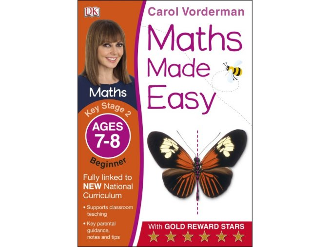 Maths Made Easy Ages 7-8