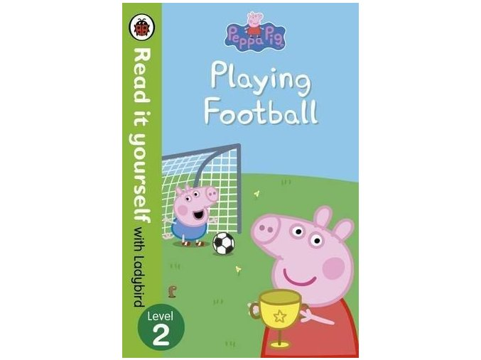 Peppa Pig: Playing Football